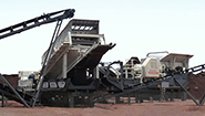 150-160 TPH Jaw & Impact Crushing Plant