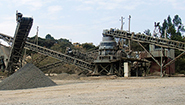 40-60 TPH Jaw & Cone Crushing Plant